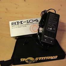 NIKON SH-104 QUICK CHARGER per SN104 NUOVO