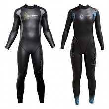 Aquasphere  AQUASKIN FULL SUIT 0,5-1 mm